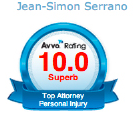 Jean Simon Serrano AVVO