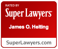 James Heiting | Riverside, CA Super Lawyers