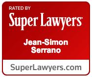 Jean Simon Serrano Super Lawyer