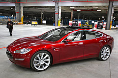 Tesla S safety