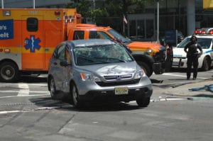 inland empire car accident litigation