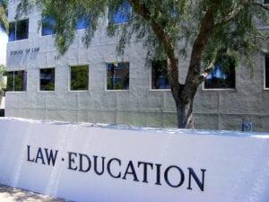california law school